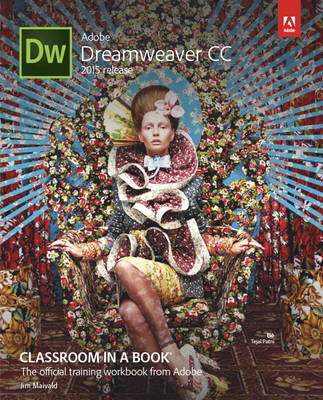 Picture of Adobe Dreamweaver CC Classroom in a Book (2015 release)