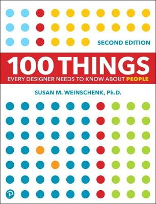 Picture of 100 Things Every Designer Needs to Know About People