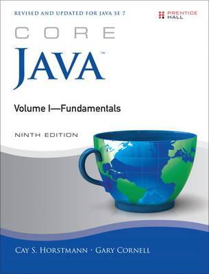 Core Java Volume I--Fundamentals