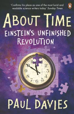 Picture of About Time : Einstein's Unfinished Revolution