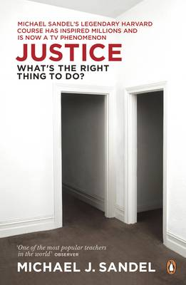 Picture of Justice : What's the Right Thing to Do?