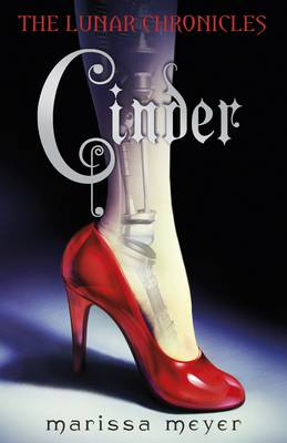 Picture of Cinder (The Lunar Chronicles Book 1)