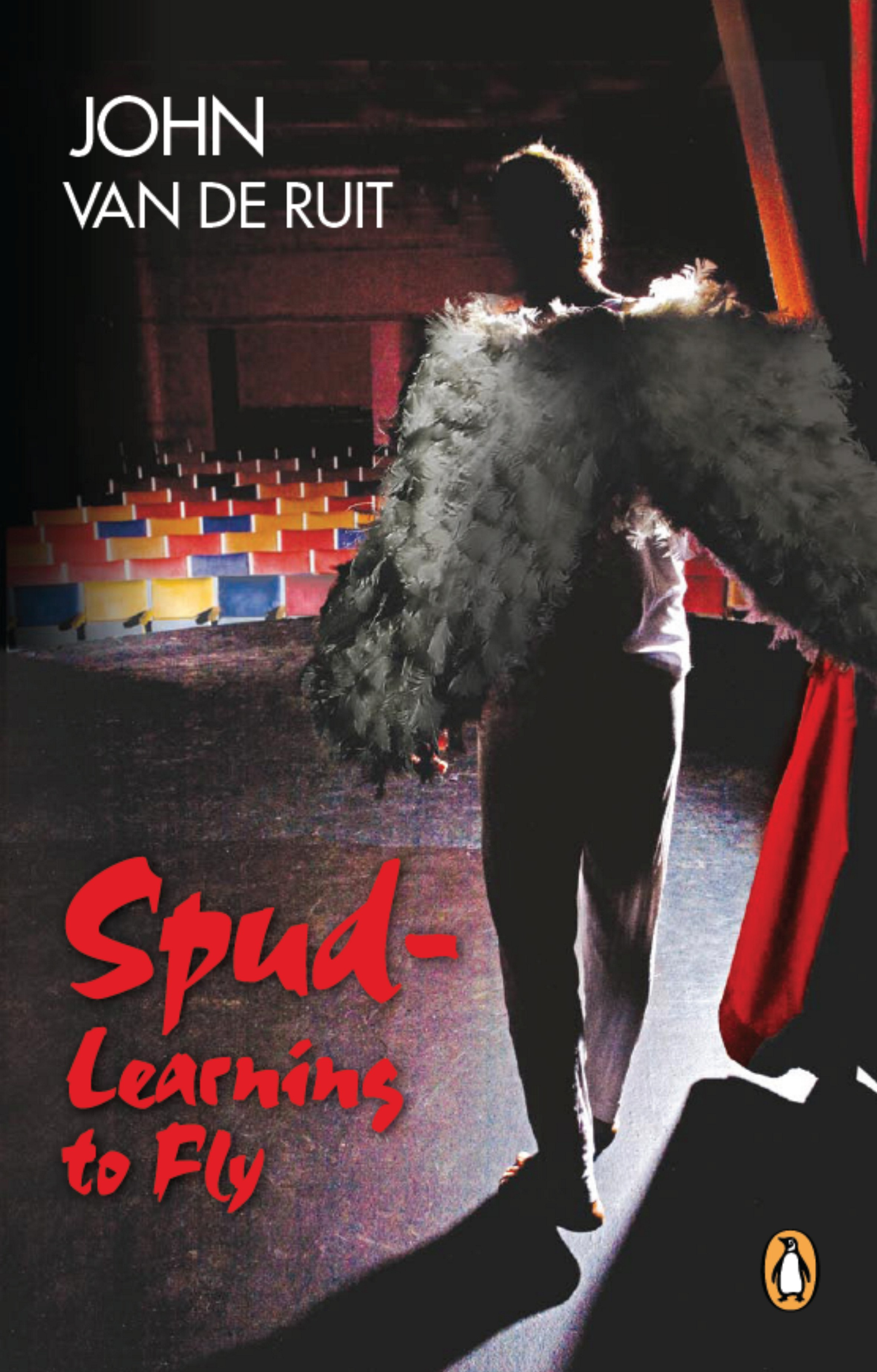 Picture of Spud – Learning to fly