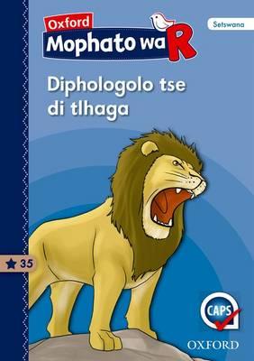 Picture of Diphologolo tse di tlhaga: Kereiti ya R: Buka ya puiso 35