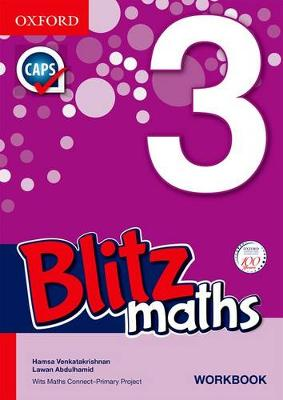 Picture of Blitz Maths: Blitz maths : Gr 3: Learner's book Gr 3: Learner's Book