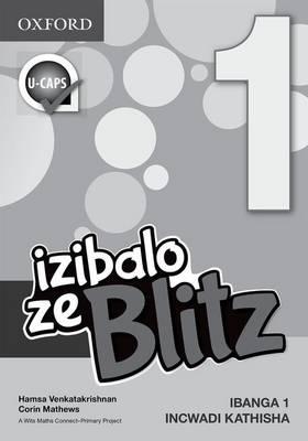 Picture of Blitz maths : Gr 1: Teacher's guide