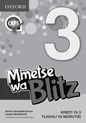 Picture of Blitz Maths: Blitz maths : Gr 3: Teacher's guide Gr 3: Teacher's Guide