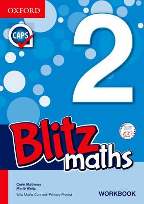 Picture of Blitz maths: Gr 2: Learner's book