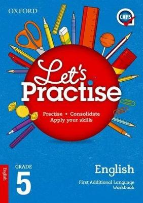 Picture of Oxford Let's Practise English: Grade 5: Practice Book
