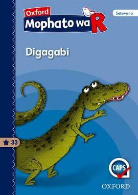 Picture of Digagabi: Kereiti ya R: Buka ya puiso 33