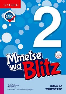 Picture of Blitz maths : Gr 2: Learner's book