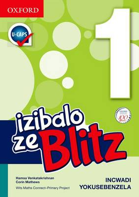 Picture of Blitz maths : Gr 1: Learner's book
