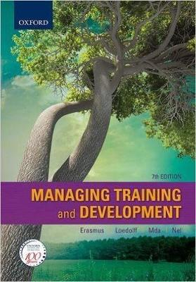 Picture of Managing Training and Development