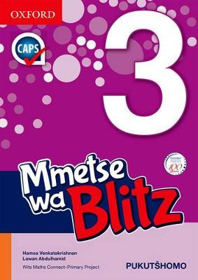 Picture of Blitz maths : Gr 3: Learner's book