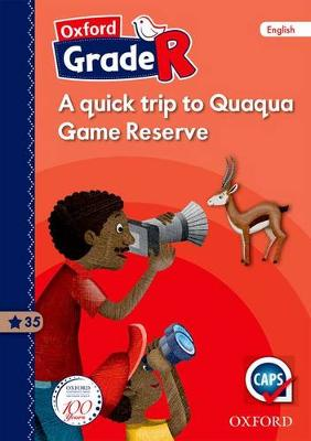 Picture of A quick trip to Quaqua Game Reserve: Graad R: Reader 35