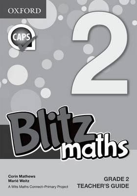 Picture of Blitz maths: Gr 2: Teacher's guide