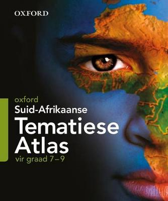 Picture of Oxford Suid-Afrikaanse tematiese atlas: Gr 7 - 9