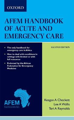 Picture of AfEM Handbook of Acute and Emergency Care (Medical) 2e