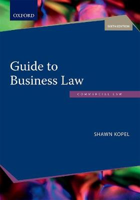 Picture of Guide to Business Law