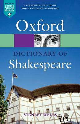 Picture of A Dictionary of Shakespeare