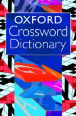 Picture of Oxford Crossword Dictionary