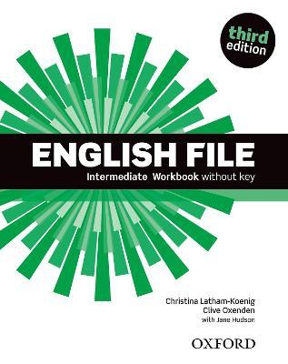 English File third edition: Intermediate: Workbook without key