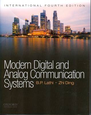 Picture of Modern Digital and Analog Communications Systems