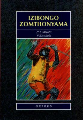 Picture of Izibongo zomthonyama : Gr 9 - 12