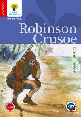 Picture of Robinson Crusoe: Fase 18: Gr 4