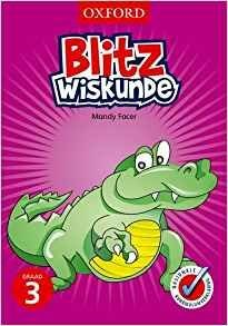 Picture of Blitz wiskunde: Gr 3