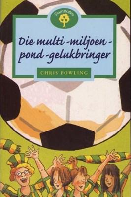 Picture of Die multi-miljoen-pond-gelukbringer : Fase 16+ : Leesboek