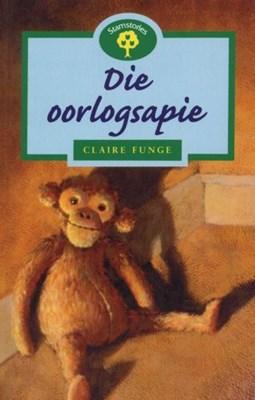 Picture of Die oorlogsapie : Fase 16+ : Leesboek