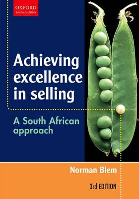 Picture of Achieving excellence in selling