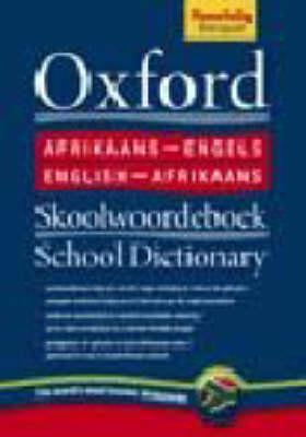 Picture of Oxford Afrikaans/English  : Skoolwoordeboek/school dictionary