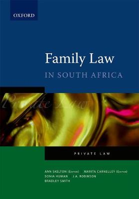 Picture of The Law of family in South Africa