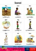 Picture of Hola! Masifunde: Gr 2: Pack of 4 posters