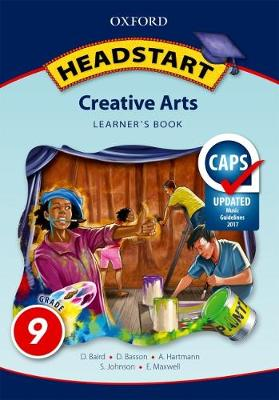 Picture of Oxford headstart creative arts: Gr 9: Learner's book
