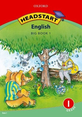 Picture of Headstart English CAPS: Big book 1: Gr 1 : First additional language