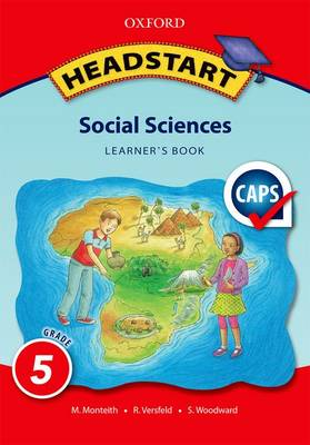 Picture of Headstart social sciences: Gr 5: Learner's book