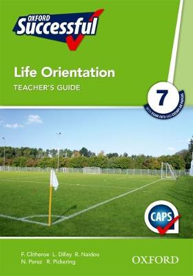 Picture of Oxford successful life orientation CAPS: Gr 7: Teacher's guide