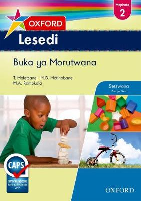 Picture of Oxford lesedi: Gr 2: Learner's book : Home language