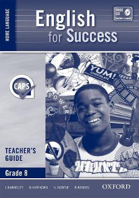 Picture of English for success CAPS: Gr 8: Teacher's book