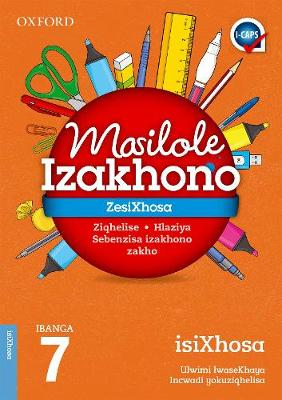 Picture of IsiXhosa Home Language: IsiXhosa home language: Gr 7: Practice book Gr 7: Practice Book
