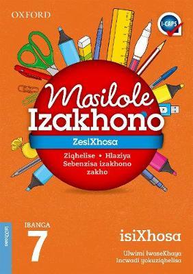Picture of IsiXhosa Home Language: IsiXhosa home language: Gr 7: Practice book Gr 7: Practice Book