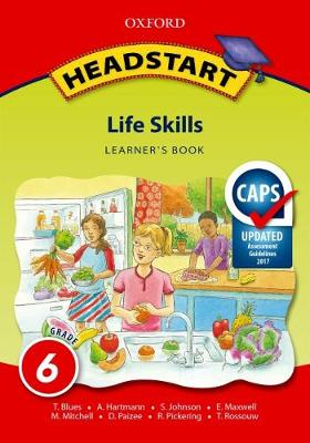 Picture of Headstart life skills CAPS: Gr 6: Learner's book