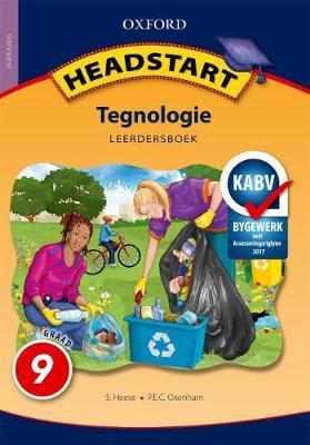 Picture of Headstart tegnologie CAPS: Gr 9: Leerdersboek