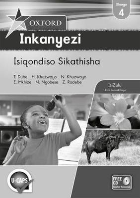 Picture of Oxford inkanyezi CAPS: Gr 4: Teacher's book