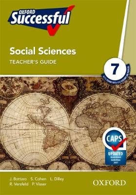 Picture of Oxford successful social sciences CAPS : Gr 7: Teacher's guide