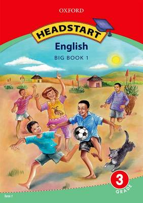 Picture of Headstart English CAPS: Big book 1: Gr 3 : First additional language