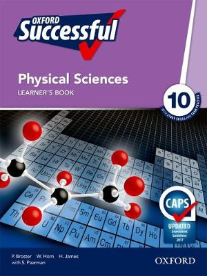 Picture of Oxford successful physical sciences CAPS: Gr 10: Learner's book